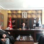 لقاء وفد المجلس مع مفتي أسنيورت