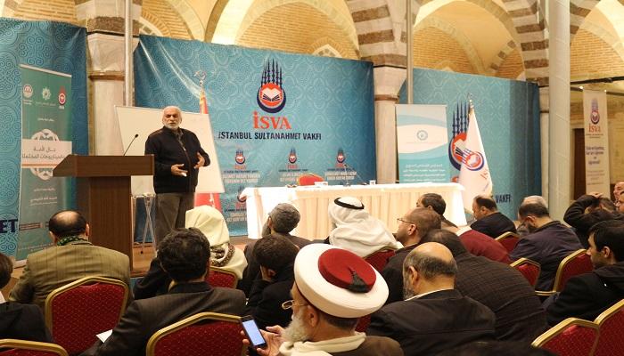 المجلس الإسلامي السوري يستضيف الدكتور النفيسي لبحث السيناريوهات المحتملة