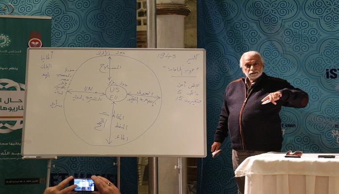 الدكتور النفيسي خبير بالشأن الإيراني
