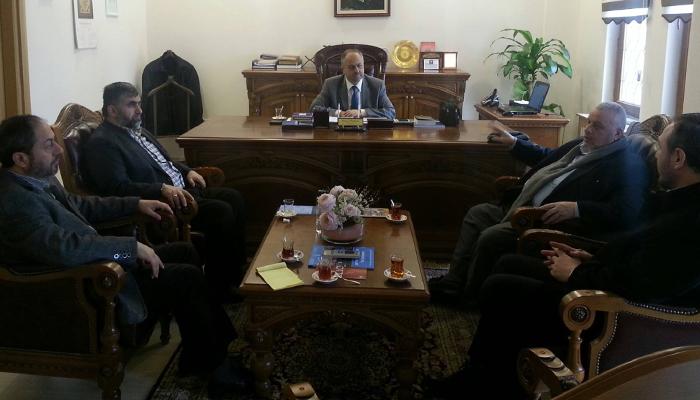 المجلس يستكمل إجراءات البرنامج الدعوي المشترك في منطقة باشاك شاهير التركية