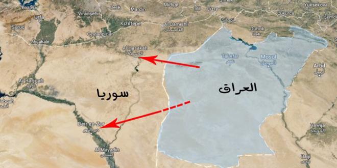 """من الموصل إلى تدمر ..الرهان على """"حصان"""" داعش"""
