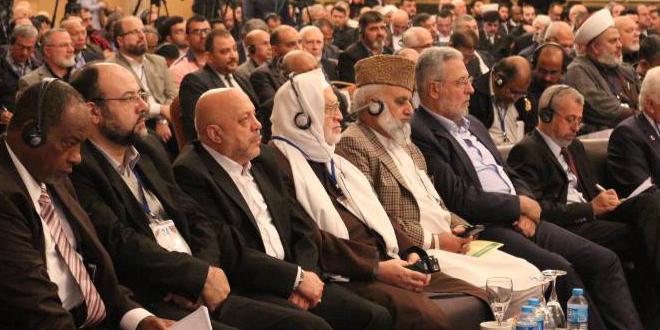رئيس المجلس يشارك بمؤتمر اتحاد التجمعات الإسلامية، الرفاعي: الغرب يرسّخ بلاء الأمة الإسلامية